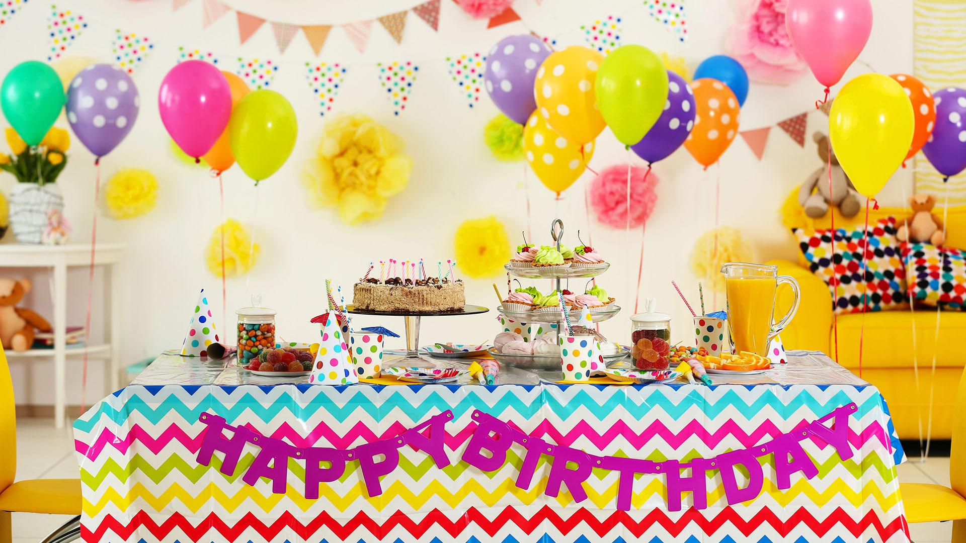 baloon party bambini