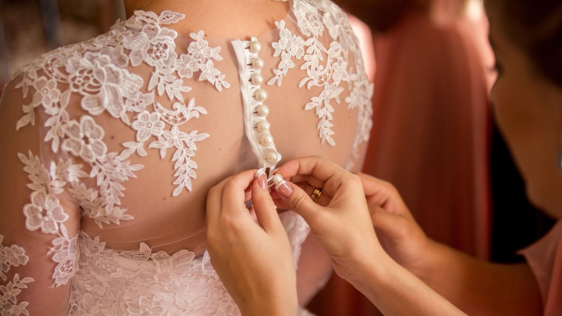 abito da sposa preparazione matrimonio